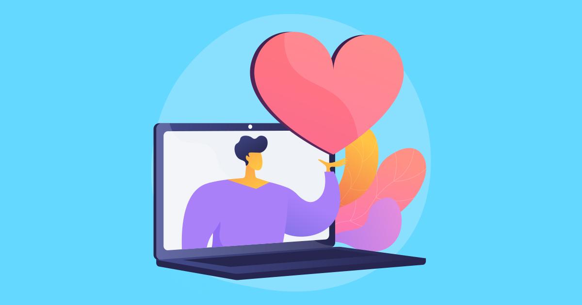 Føler du deg romantisk? Finn anonyme kjærlighets-SMSer her!