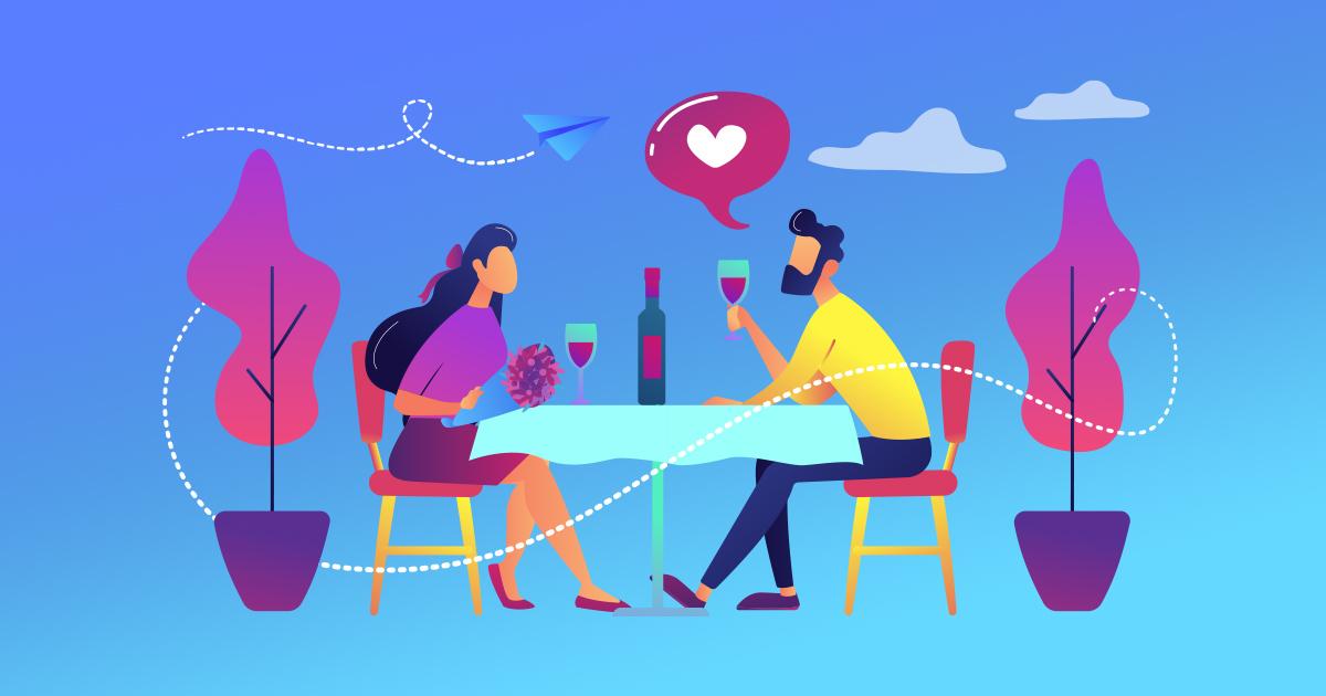 Overrask din Valentin med an anonym SMS!